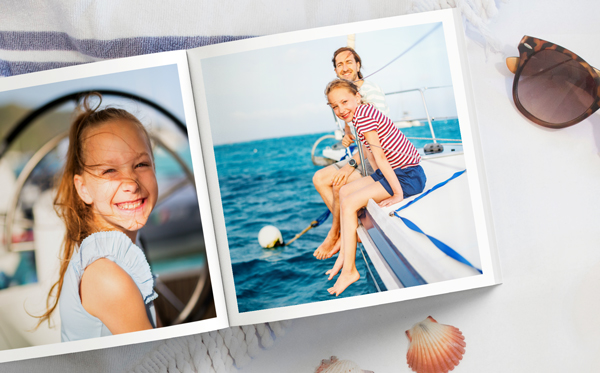 Create Family Photo Books