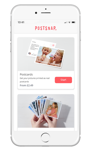 Best Photo Postcard App 2020 - PostSnap