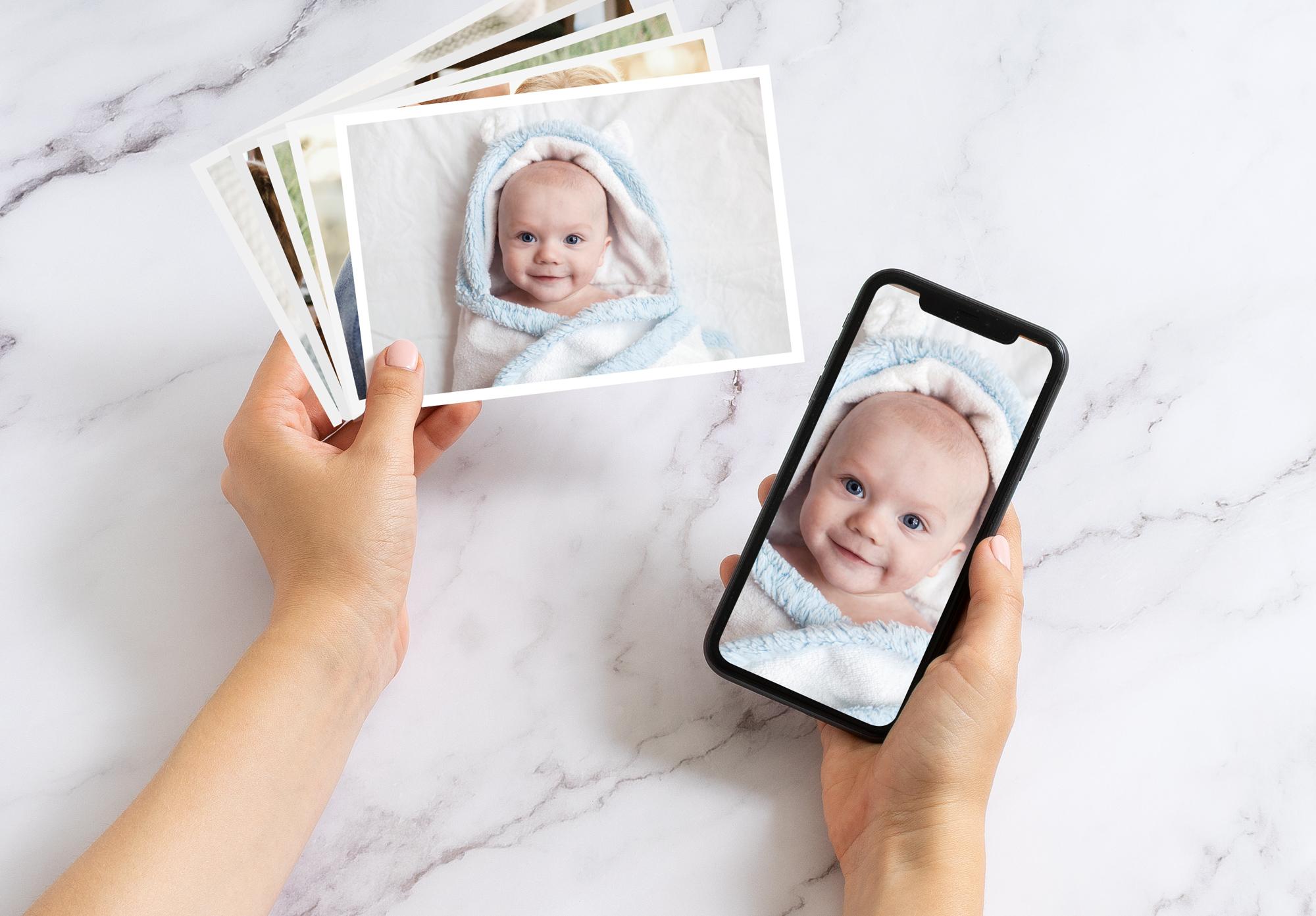 Baby Photo Prints Online