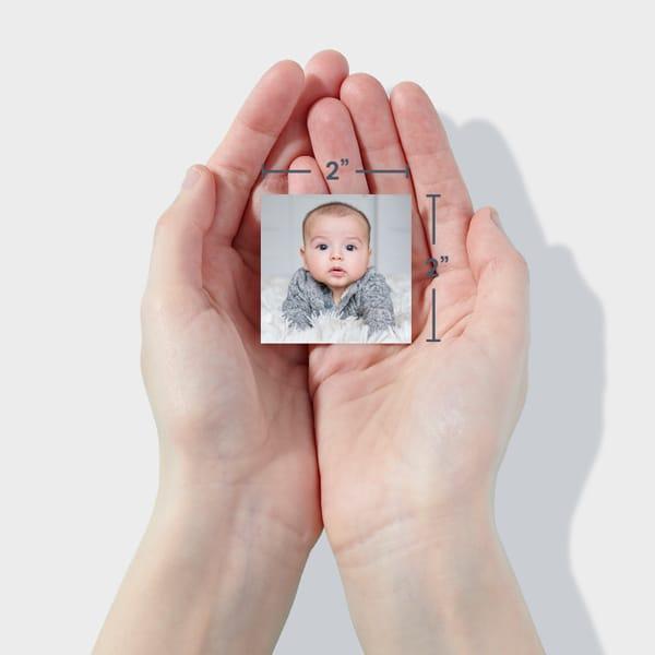 Print 2x2 Baby Photos