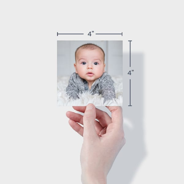 Print 2x2 Baby Photo Prints