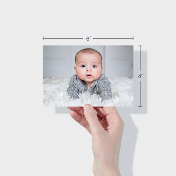 Baby Photo Prints 6x4
