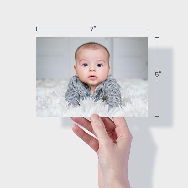 Baby Photo Prints 7x5
