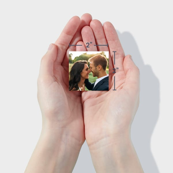 Print Wedding Photos - Mini Prints 2x2
