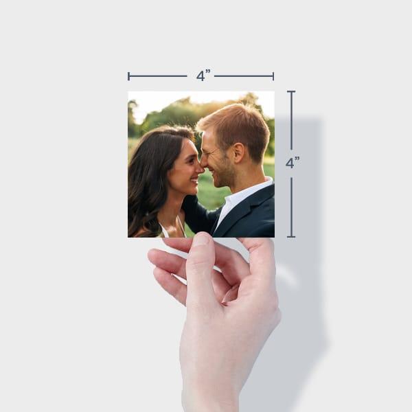 Print Wedding Photos Online - 4x4