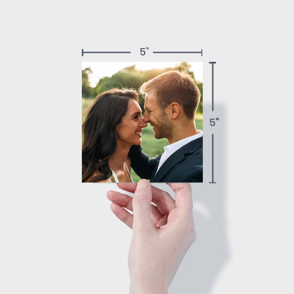 Print Wedding Photos Online - 5x5