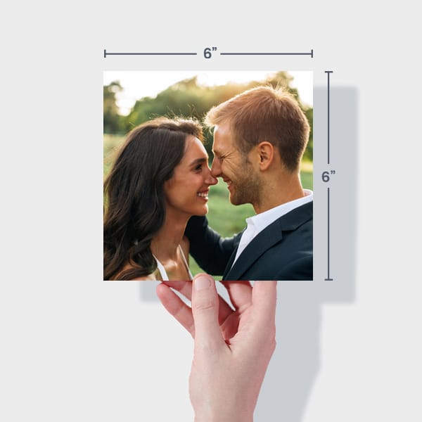 Print Wedding Photos Online - 6x6