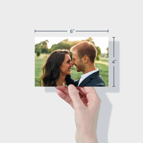 Print Wedding Photos Online - 6x4