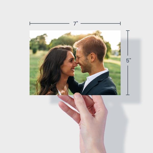 Print Wedding Photos Online - 7x5