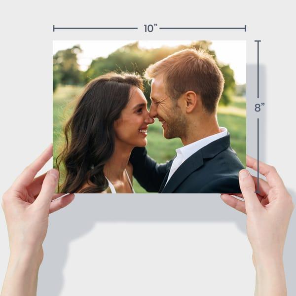 Print Wedding Photos Online - 10x8