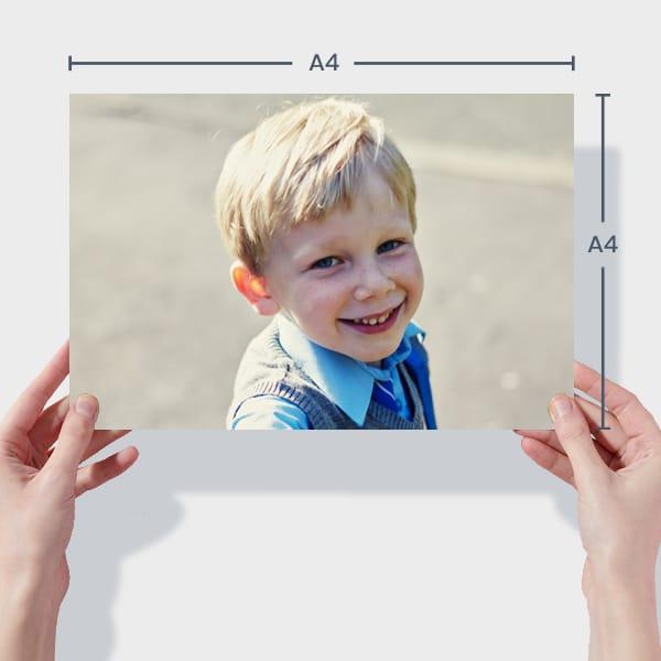 Print School Photos -A4 Photo Prints