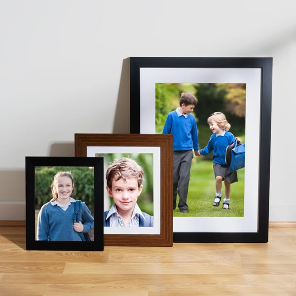 Online School Photo Prints In Frames