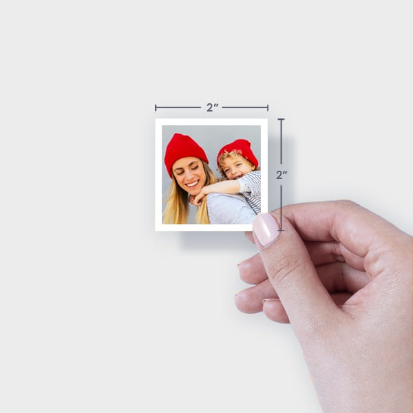 Order Mini Photo Prints Online - 2x2