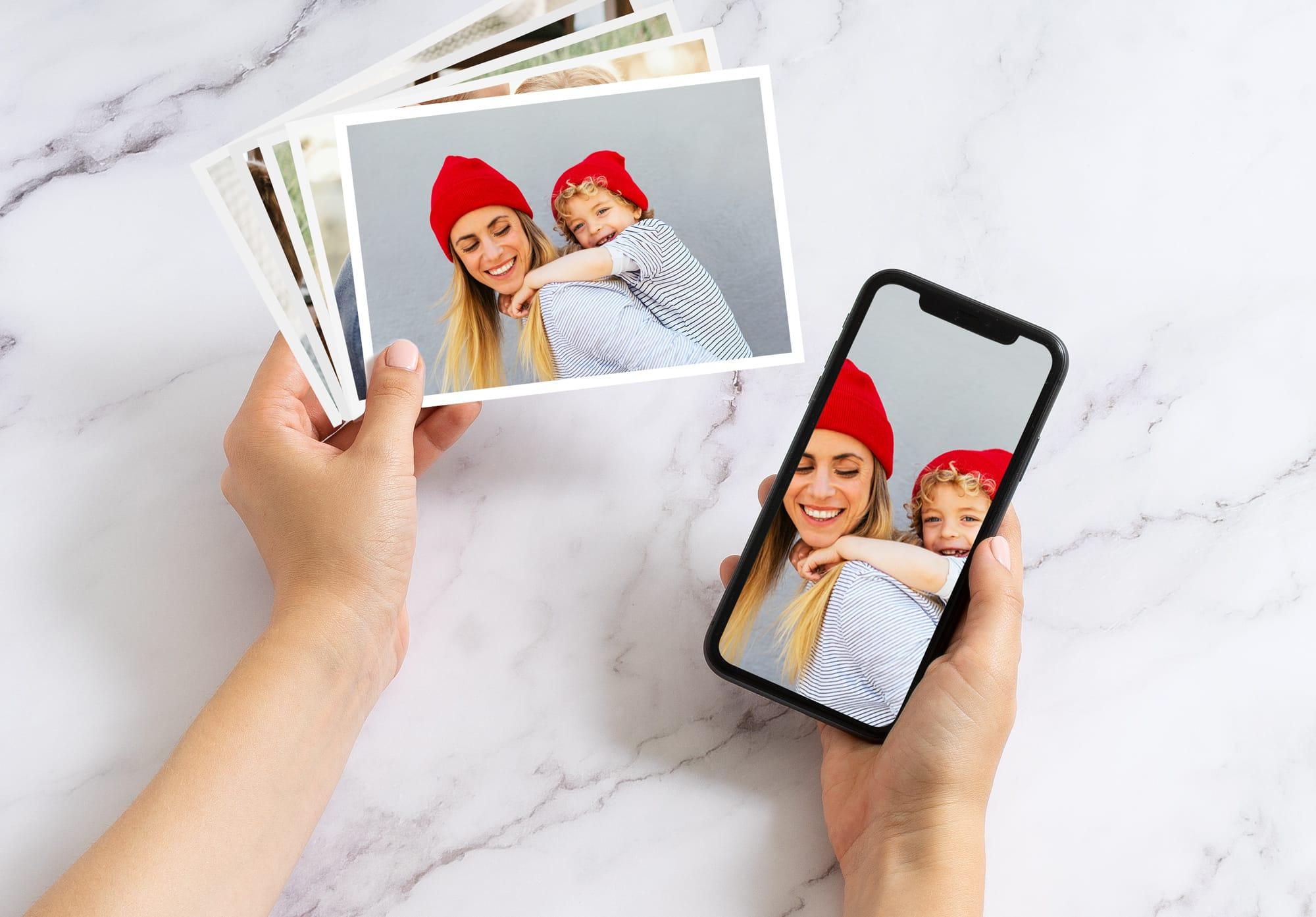 Online Photo Printing Postsnap