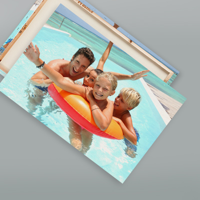 "Order a 12"" x 8"" Photo Canvas Online"