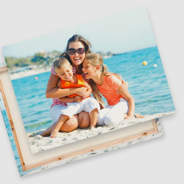 "Order a 16"" x 12"" Photo Canvas Online"