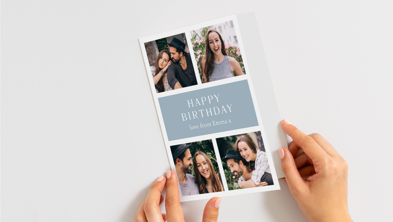 Send Photo Cards Online with PostSnap