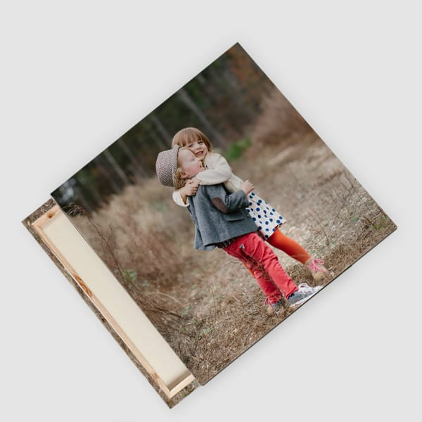 "Order a 12"" x 12"" Photo Canvas Online"