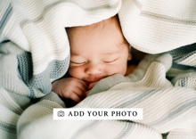 Create a Real Photo Landscape Photo Card Card