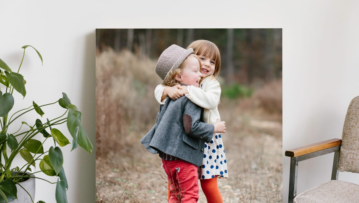 Photo Canvases Online with PostSnap
