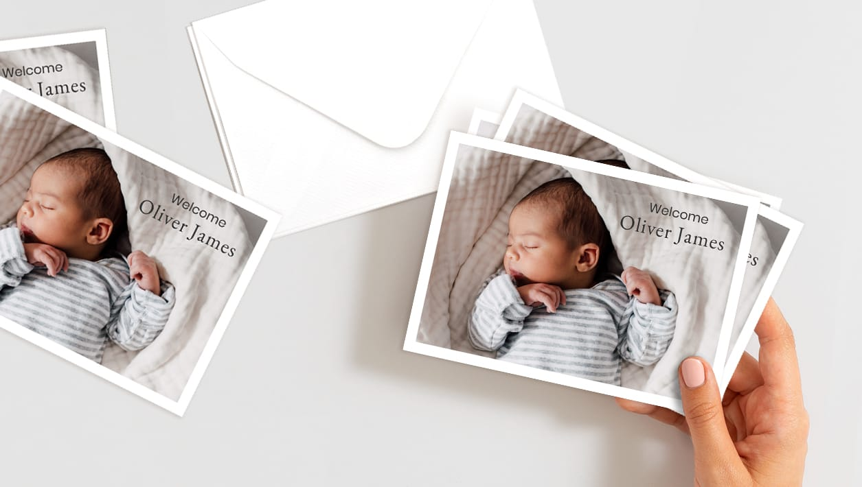 Photo Invitations Online with PostSnap