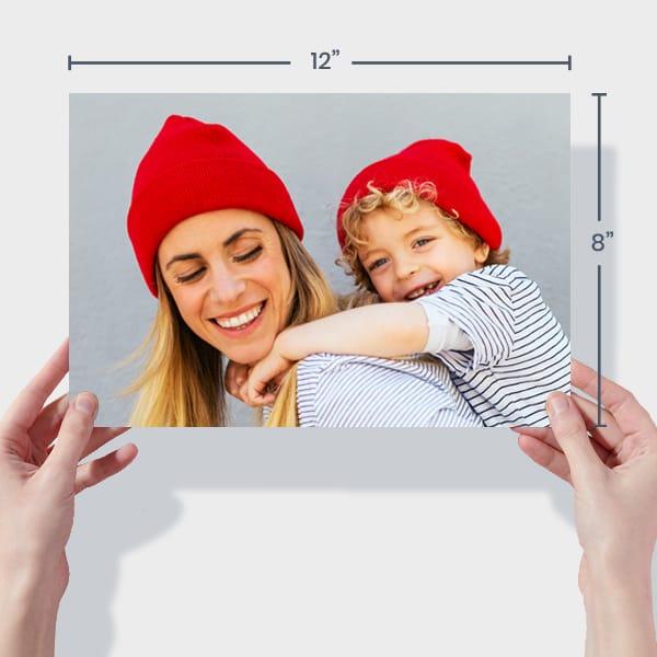 Order 12x8 Photo Prints Online