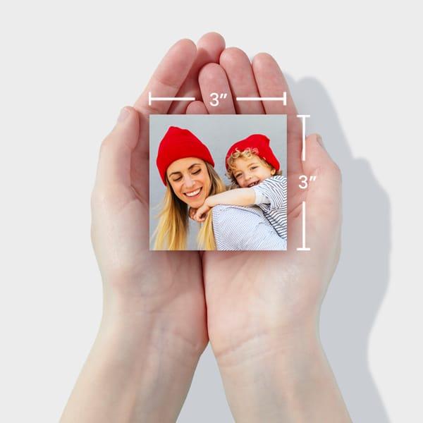 3x3 Photo Prints