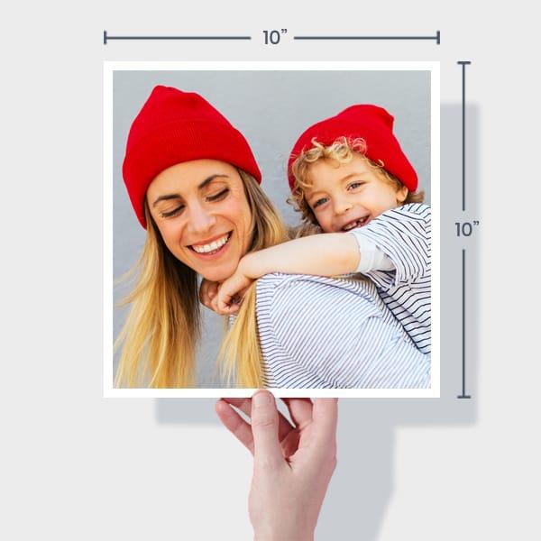 10x10 Photo Prints