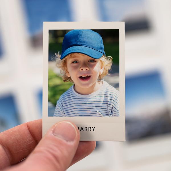 mini polaroid prints