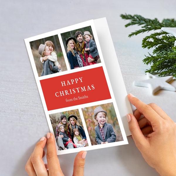 Folded Photo Cards