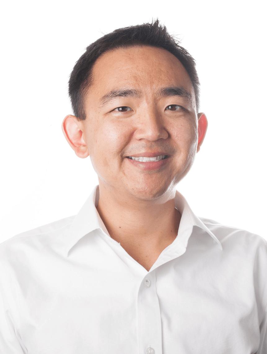 Headshot of Keith Masuda, the Financial Controller at Segment