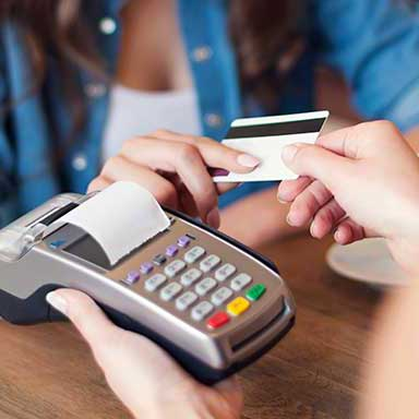 Quantum terminal payments