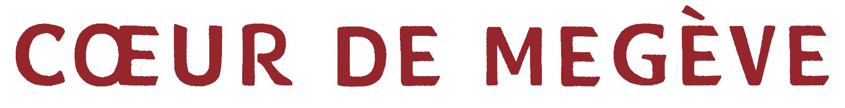 Logo Coeur de Megève