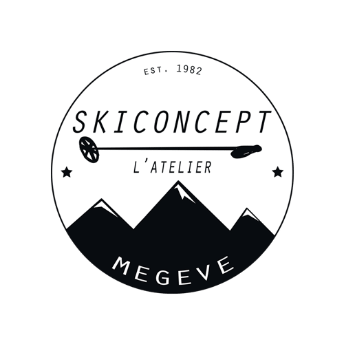 Logo Ski Concept - Location de skis