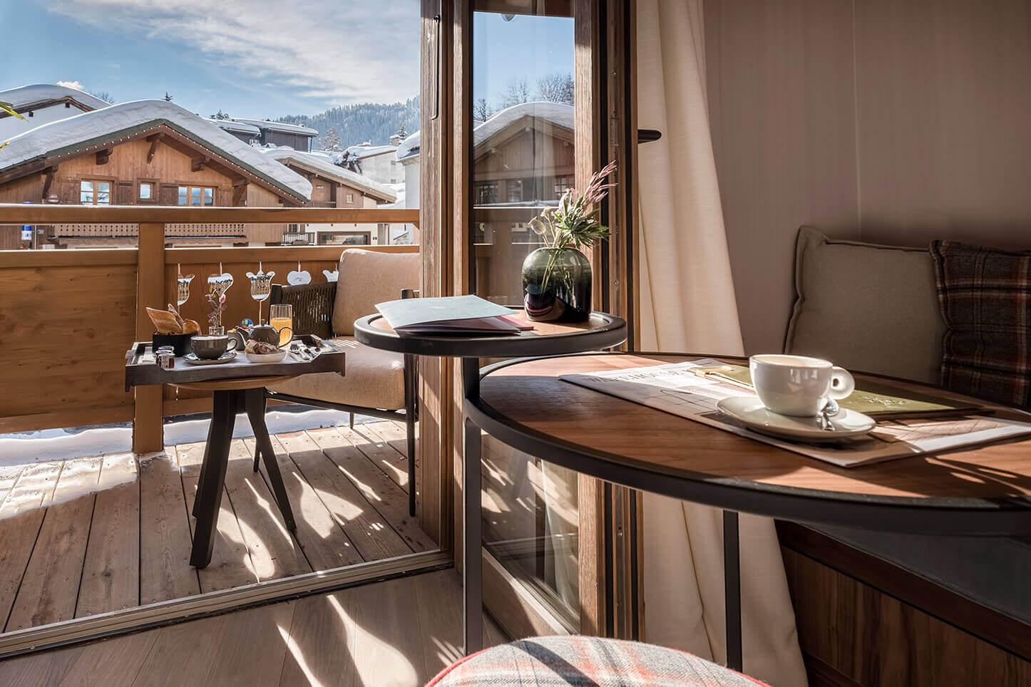 Chambre supérieure avec terrasse