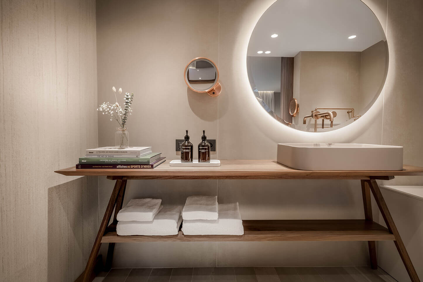 Junior suite - salle de bains
