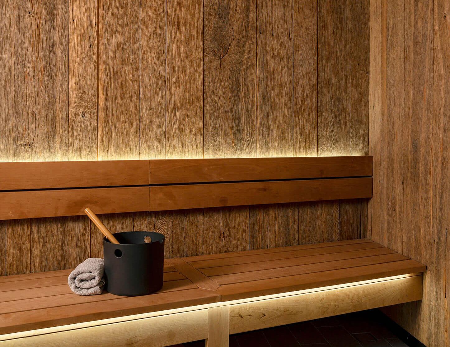 Sauna du Coeur de Megève