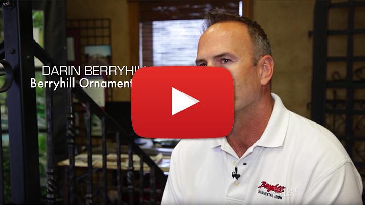 Berryhill Ornamental Iron - Explore Tulsa