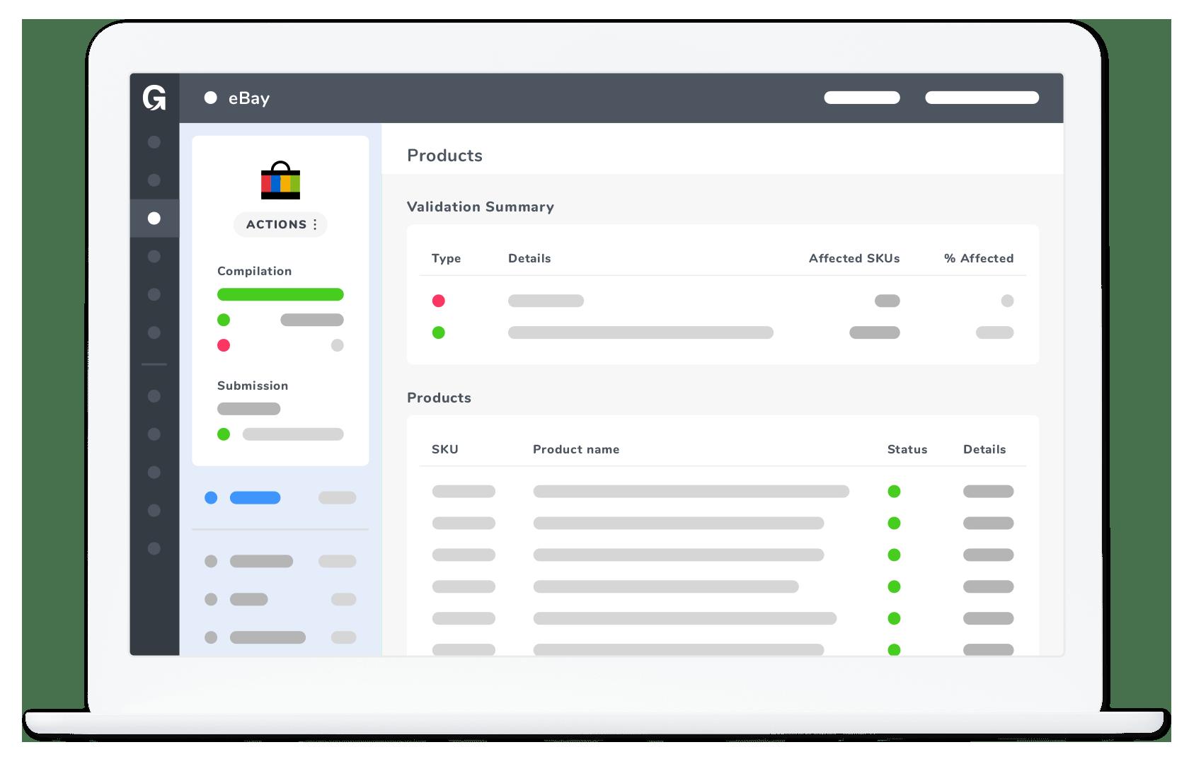 manage ebay feeds easier