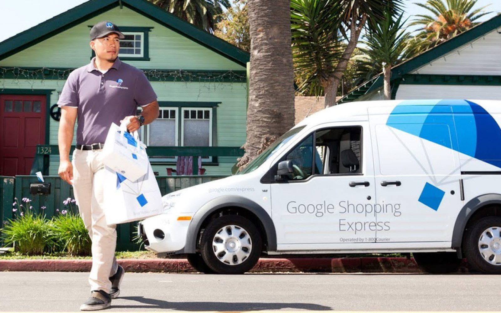 google shopping actions and google express
