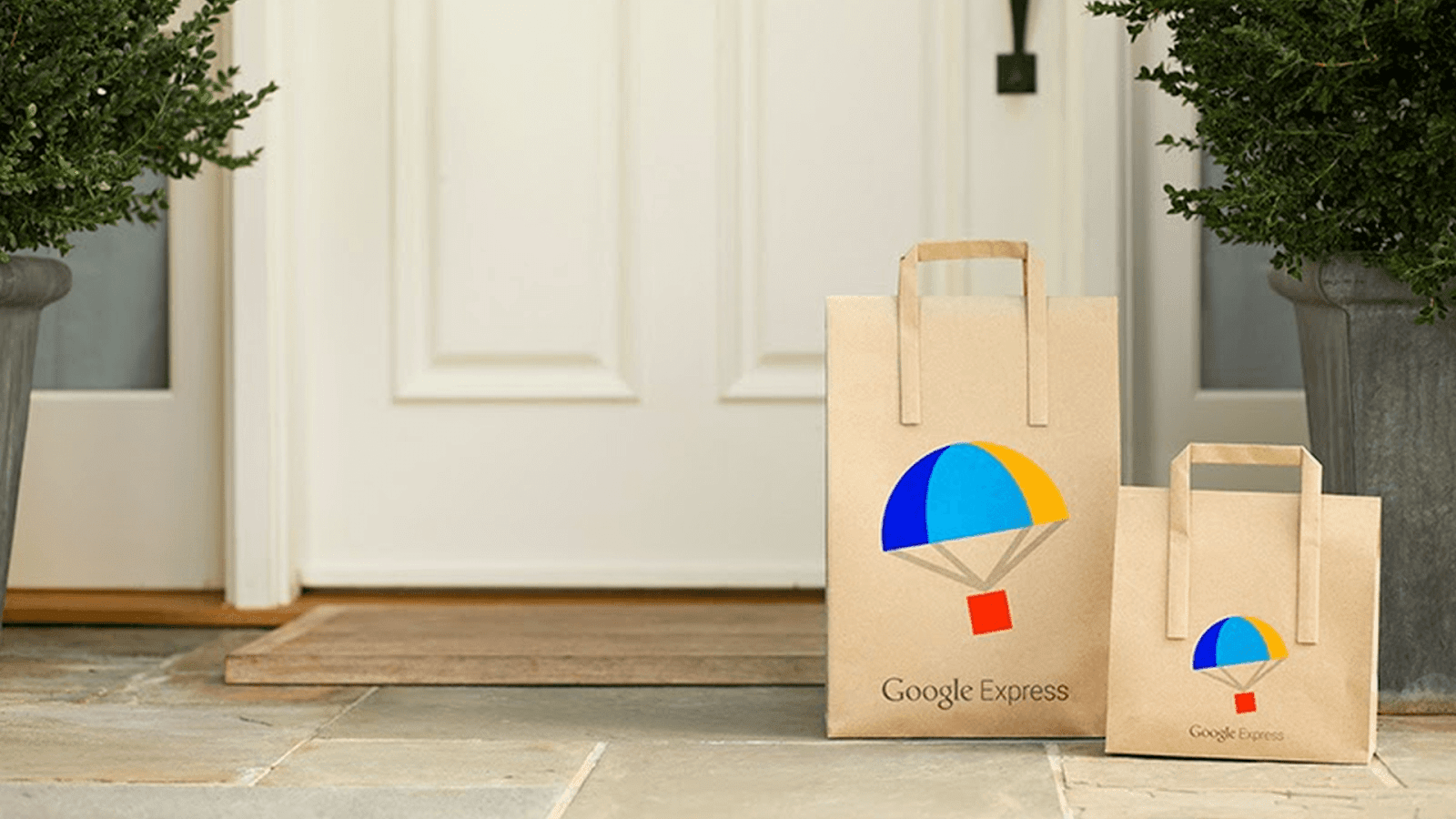 google shopping actions and google express