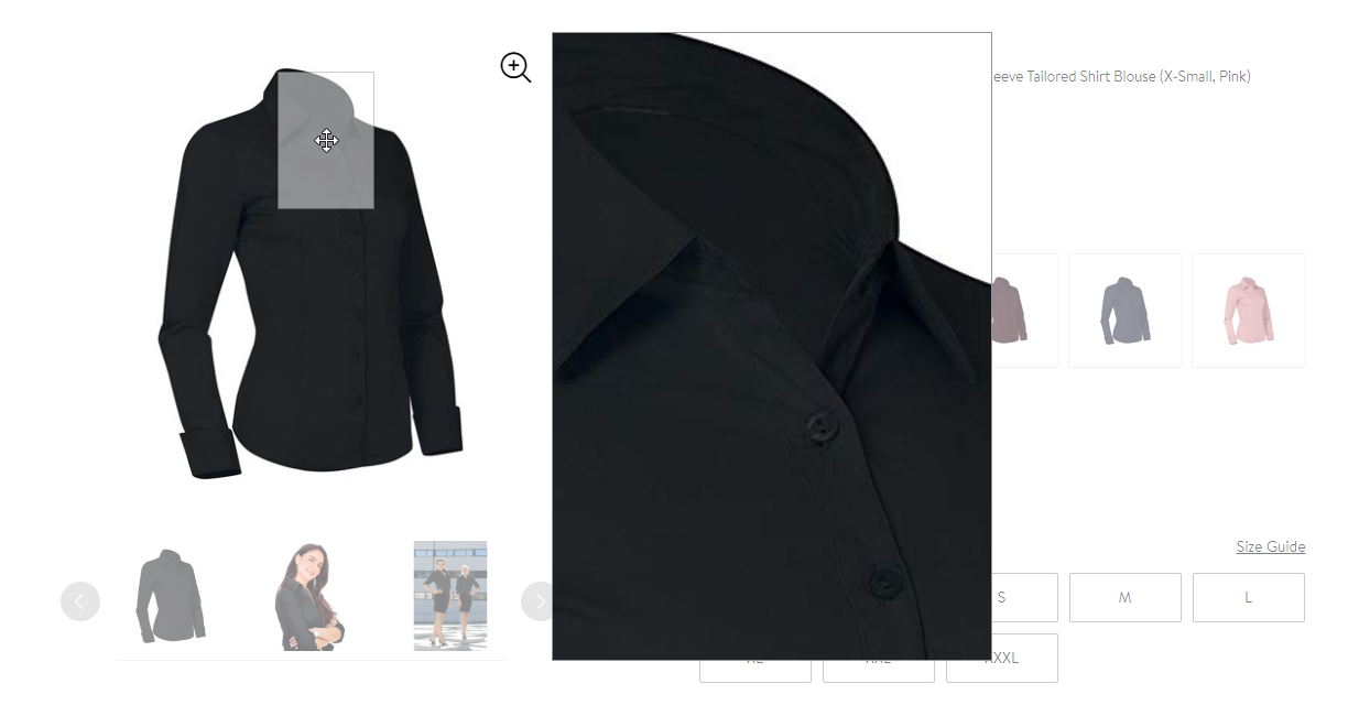 optimize product images zoom example
