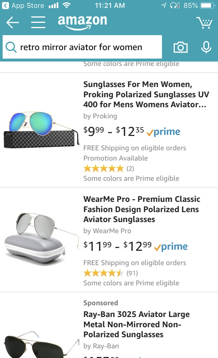 Optimizing Amazon Listings for Mobile