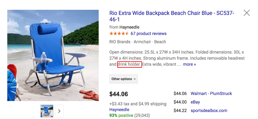 How to Optimize Product Descriptions for Google Shopping