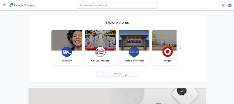 what's new with google shopping