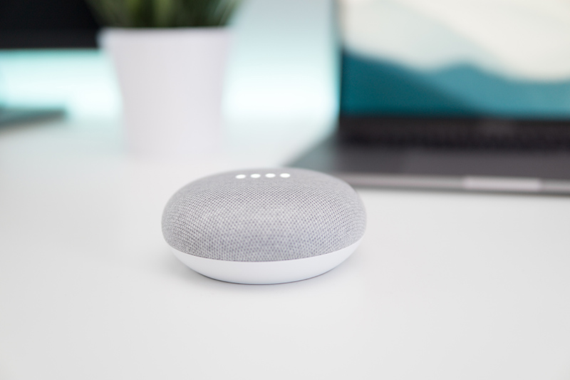 voice marketing with google assistant