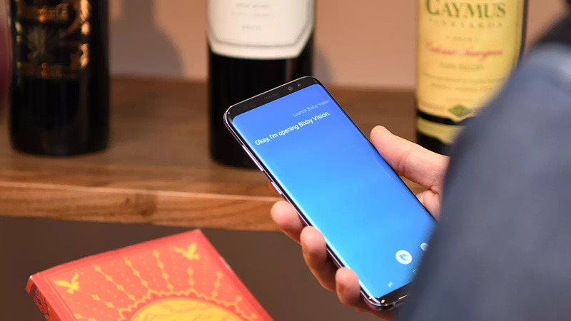 samsung bixby voice search