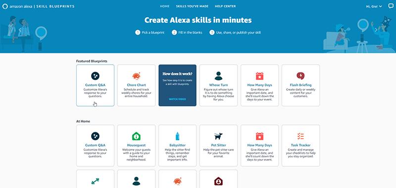 alexa voice marketing optimization building an alexa skill