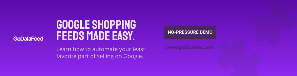automate your google shopping feeds