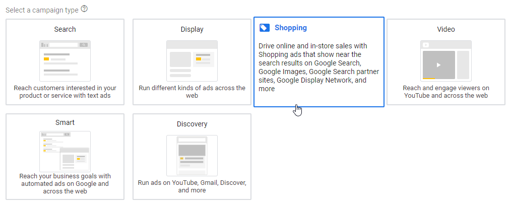 google for retail surfaces across google getting started